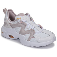 Shoes Women Low top trainers Nike AIR MAX GRAVITON White / Pink