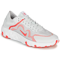 Shoes Women Low top trainers Nike RENEW LUCENT White / Red