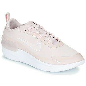 Shoes Women Low top trainers Nike AMIXA Pink / White