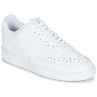 Shoes Women Low top trainers Nike COURT VISION LOW White