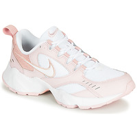 Shoes Women Low top trainers Nike AIR HEIGHTS White / Pink