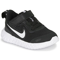 Shoes Children Multisport shoes Nike REVOLUTION 5 TD Black / White