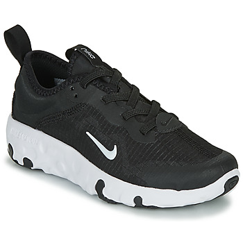 Shoes Children Low top trainers Nike RENEW LUCENT PS Black / White