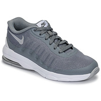 Shoes Children Low top trainers Nike AIR MAX INVIGOR PS Grey