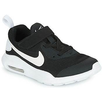 Shoes Children Low top trainers Nike AIR MAX OKETO PS Black / White