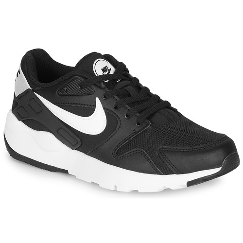Shoes Children Low top trainers Nike LD VICTORY GS Black / White