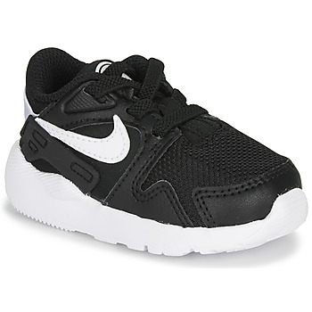 Shoes Children Low top trainers Nike LD VICTORY TD Black / White