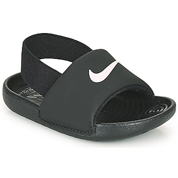 Shoes Children Sliders Nike KAWA TD Black