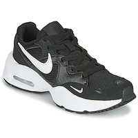 Shoes Children Low top trainers Nike AIR MAX FUSION GS Black / White