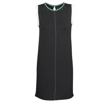 Clothing Women Short Dresses Volcom IVOL 2 DRESS Black