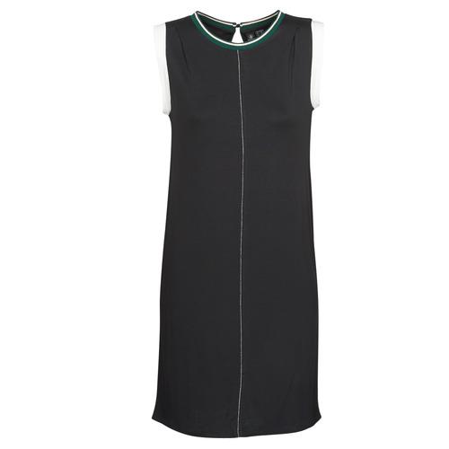 Clothing Women Short Dresses Volcom IVOL 2 DRESS Black