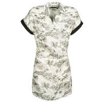 Clothing Women Short Dresses Volcom VACAY ME SS DRESS White