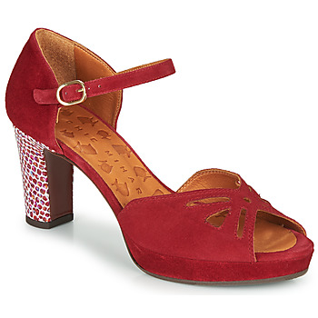 Shoes Women Sandals Chie Mihara NOSHI Red