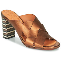 Shoes Women Mules Chie Mihara BIDO Coppery