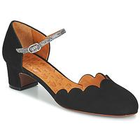 Shoes Women Heels Chie Mihara UKUMA Black