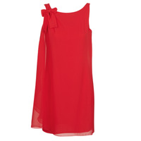 Clothing Women Short Dresses Naf Naf LAURIE NOEUD Red