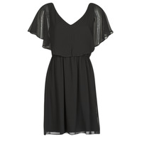 Clothing Women Short Dresses Naf Naf LAZALE Black