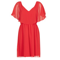 Clothing Women Short Dresses Naf Naf LAZALE Red
