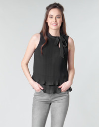 Clothing Women Tops / Blouses Naf Naf LAPLIE C1 Black