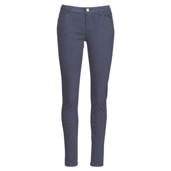 Clothing Women 5-pocket trousers Morgan PETRA Blue