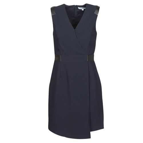 Clothing Women Short Dresses Morgan RNEW Marine
