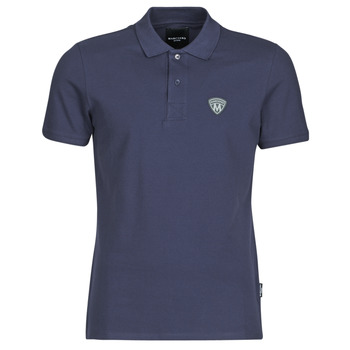 Clothing Men short-sleeved polo shirts Marciano MARCITANG Marine