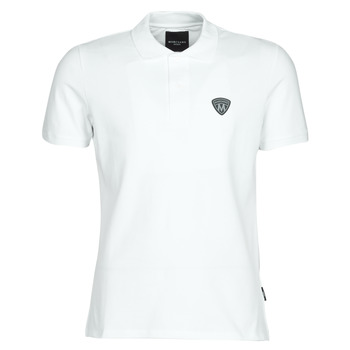 Clothing Men short-sleeved polo shirts Marciano MARCITANG White