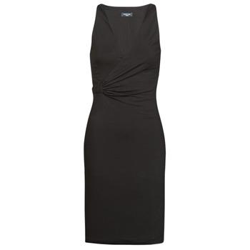 Clothing Women Short Dresses Marciano MARCEL DRESS Black