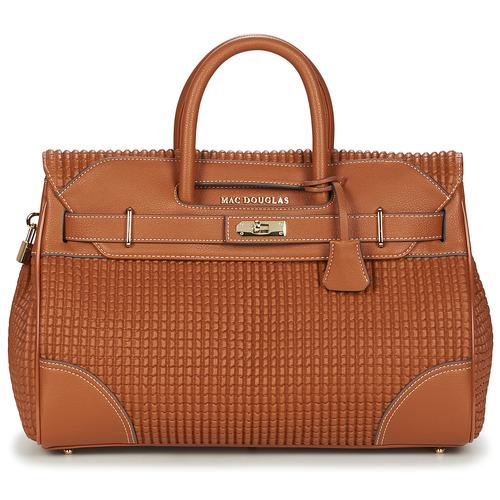 Bags Women Handbags Mac Douglas BRYAN PYLA S Cognac
