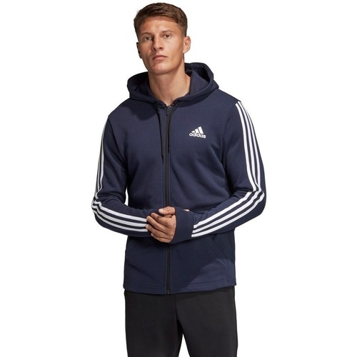 .co.uk  Must Have 3STRIPES FZ FT  adidas Originals  sweaters  men  navy blue