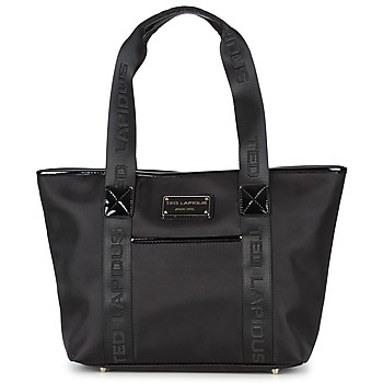 Bags Women Small shoulder bags Ted Lapidus TONIC Black