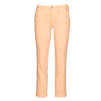Clothing Women 5-pocket trousers Freeman T.Porter LOREEN NEW MAGIC COLOR Pink