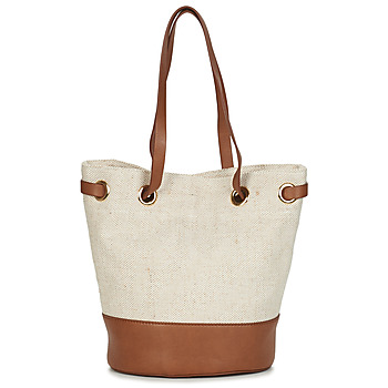 Bags Women Small shoulder bags André KADHY Beige