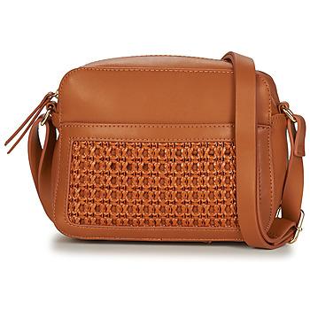Bags Women Shoulder bags André CHARLIE Camel
