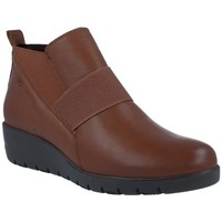 Shoes Women Ankle boots Pepe Menargues 1204 Botines Casual de Mujer brown