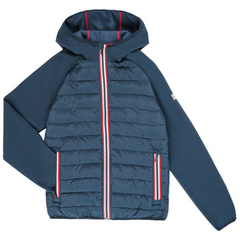 Clothing Boy Jackets Pepe jeans WILLOW Marine