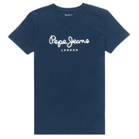 Clothing Boy short-sleeved t-shirts Pepe jeans ART Marine