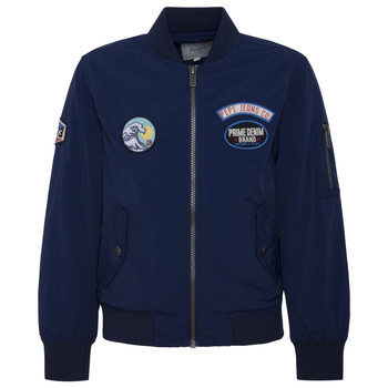 Clothing Boy Jackets Pepe jeans HAWTHORN Marine