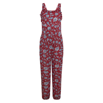 Clothing Girl Jumpsuits / Dungarees Pepe jeans SOFIA Red