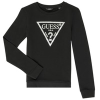 Clothing Girl sweaters Guess GABOR Black