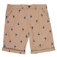 Clothing Boy Shorts / Bermudas Guess LOUANA Beige