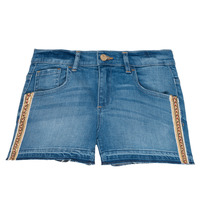 Clothing Girl Shorts / Bermudas Guess KATELINE Blue