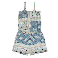 Clothing Girl Jumpsuits / Dungarees Guess MATHIS Multicolour