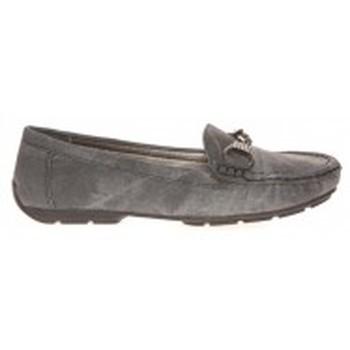 Shoes Women Loafers Cassis Côte d'Azur Mocassins Facile Noir Black
