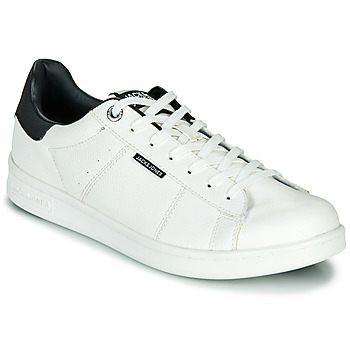 Shoes Men Low top trainers Jack & Jones BANNA PU White