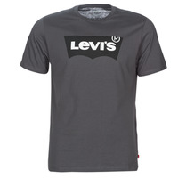 Clothing Men Short-sleeved t-shirts Levi's HOUSEMARK GRAPHIC TEE Grey