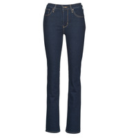 Clothing Women Bootcut jeans Levi's 725 HIGH RISE BOOTCUT Blue