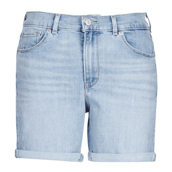 Clothing Women Shorts / Bermudas Levi's GLOBAL CLASSIC SHORT Blue