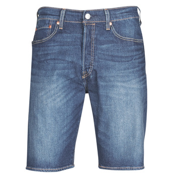 Clothing Men Shorts / Bermudas Levi's 501® HEMMED SHORT Blue