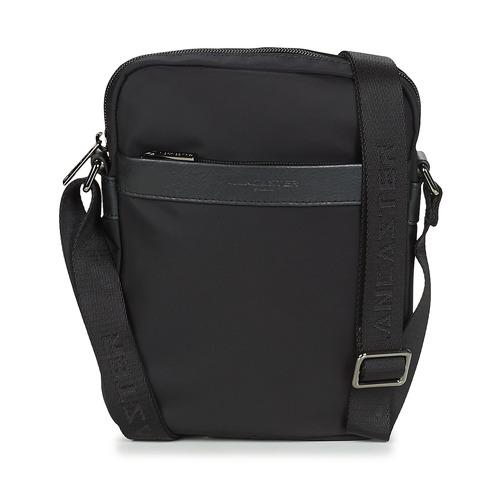 Bags Men Pouches / Clutches LANCASTER BASIC SPORT MEN'S 7 Black